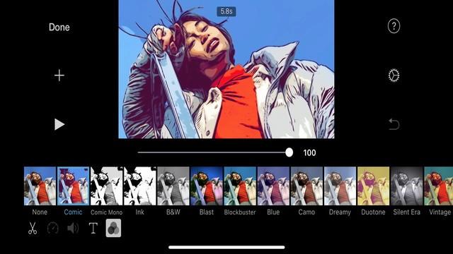 iMovie - Best Filmmaking App for iPhone