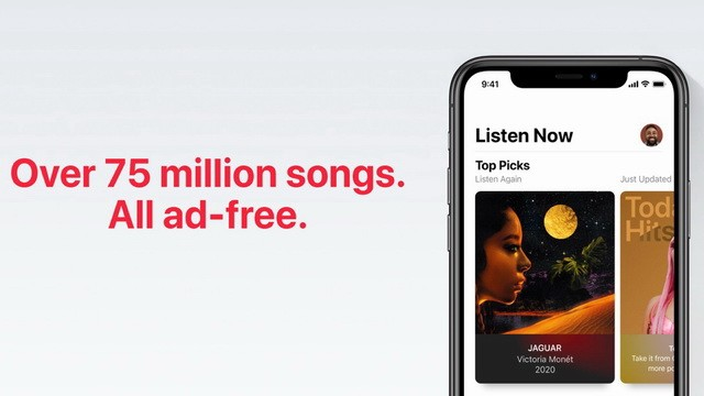 Apple Music - Summer App for iPhone