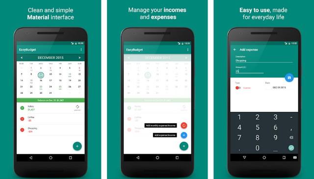 EasyBudget - Best Personal Finance App