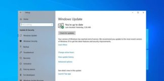 How to Uninstall and reinstall Updates on Windows 10