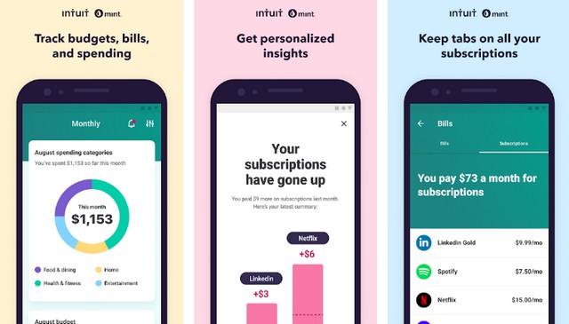 Mint - Best Personal Finance App