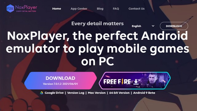 Playing Android Games on PC with Nox Player