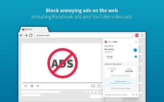 Using AdBlocker - How to make Google Chrome more Functional