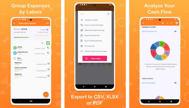 iSaveMoney - Best Personal Finance App