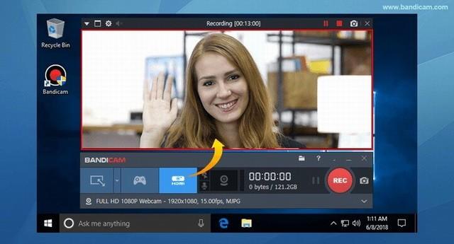 Bandicam - Best Screen Recording Software