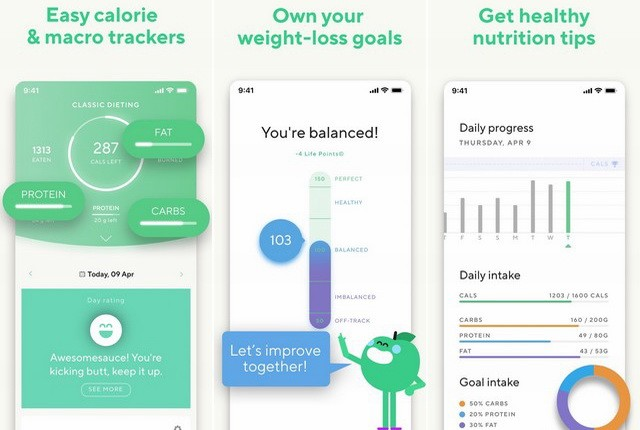 Lifesum - Keto Diet App for iPhone