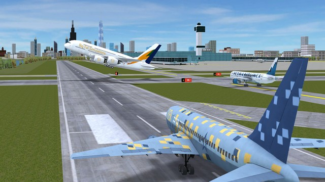 Airport Madness 3D 2