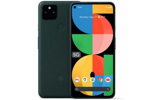 Google Pixel 5a - The Best Camera Smartphone