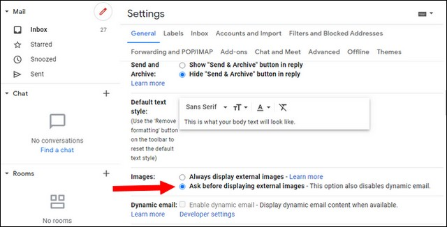 Stop Marketing Companies from Tracking Emails on Gmail