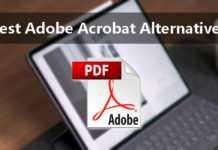 Best Adobe Acrobat Alternatives
