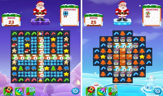 Christmas Cookie - Best Game for iPhone